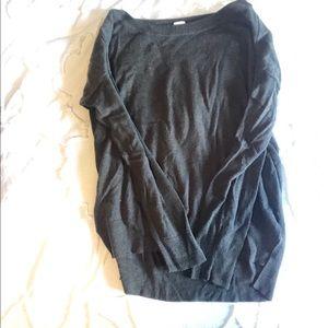 Gap olive sweater